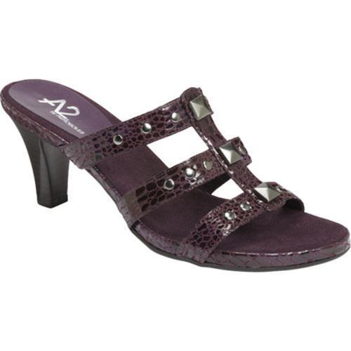 Women's A2 by Aerosoles Powprika Purple Multi