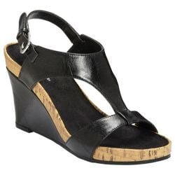 Women's A2 by Aerosoles Plush Above Black Multi