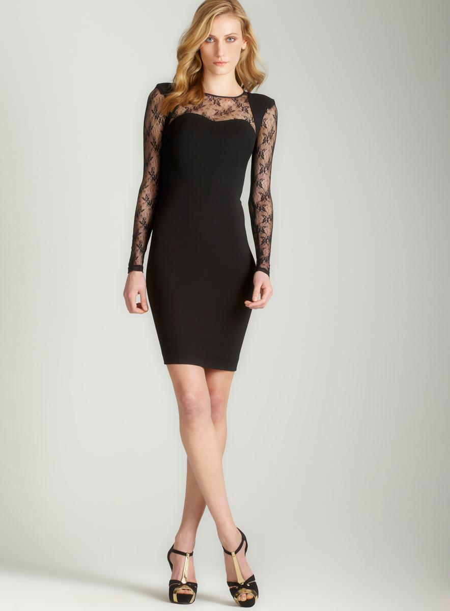 French Connection Fast crepe delux dress