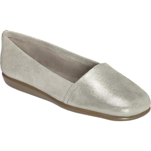 Women's Aerosoles Mr Softee Silver Multi