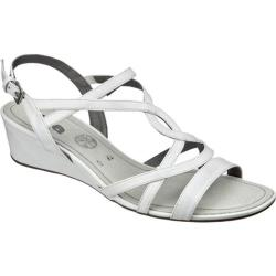 Women's ara Shanice 34114 White Leather