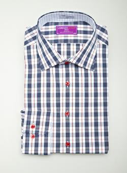 Lorenzo Uomo Plaid A