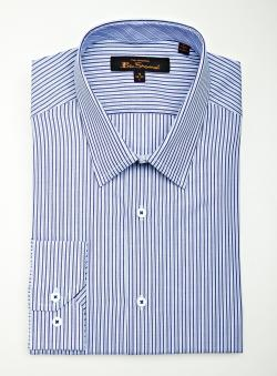Ben Sherman Nvy Royal Stripe