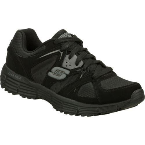 Men's Skechers Agility Outfield Black/Gray