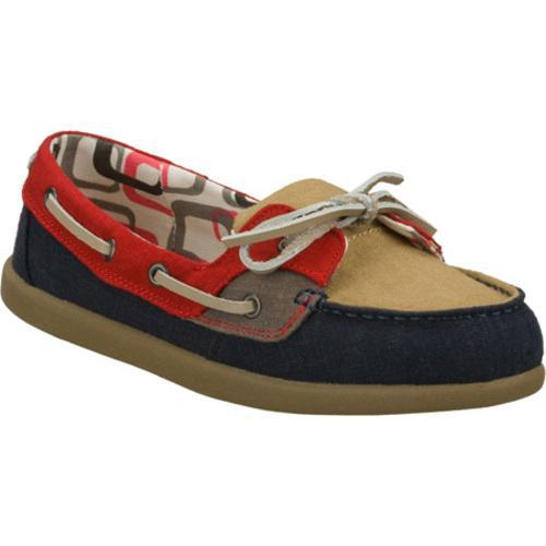 Women's Skechers BOBS World Nourish Red/Blue