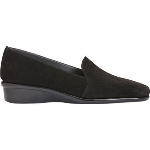 Women's Aerosoles Me Time Black Suede
