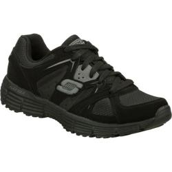Men's Skechers Agility Outfield Black/Gray