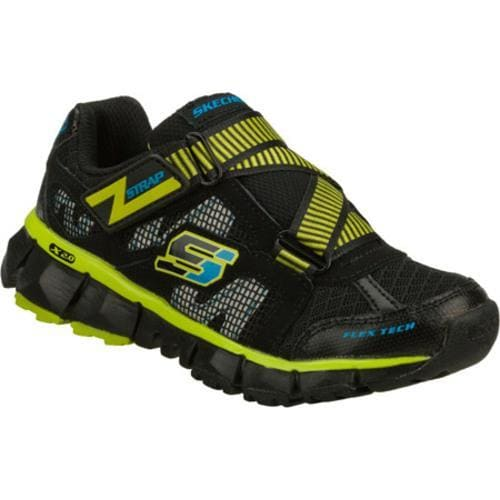 Boys' Skechers Extreme Flex 2.0 Black/Green