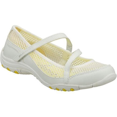 Women's Skechers Inspired Lighten Up White