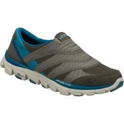 Men's Skechers GOride Recovery Gray/Blue