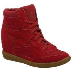 Women's Skechers SKCH Plus 3 Higher Love Red/Red