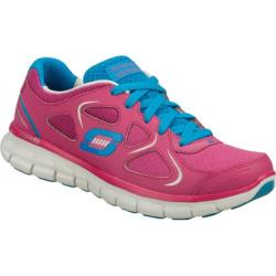 Women's Skechers Synergy High Gear Pink/Blue