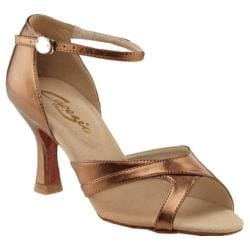 Women's Capezio Dance Vanessa Copper