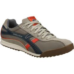 Men's Skechers Ascoli Allied Gray/Navy