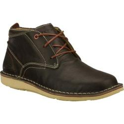 Men's Skechers Caven Chukka Brown