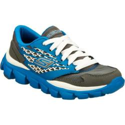 Boys' Skechers GOrun Ride Gray/Blue