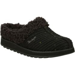 Women's Skechers Keepsakes Snuggle Up Black