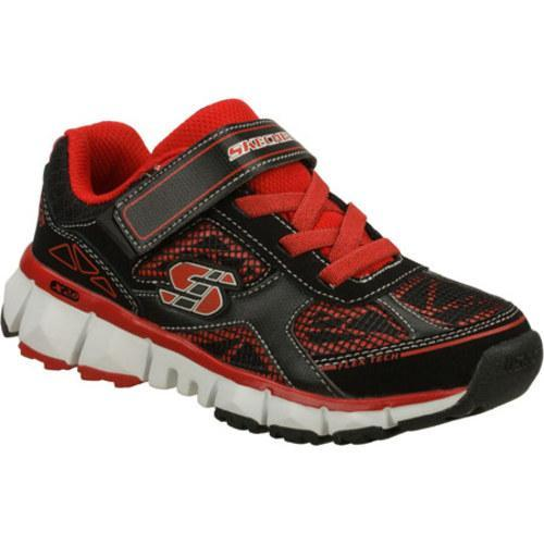 Boys' Skechers X 2.0 Cue Black/Red