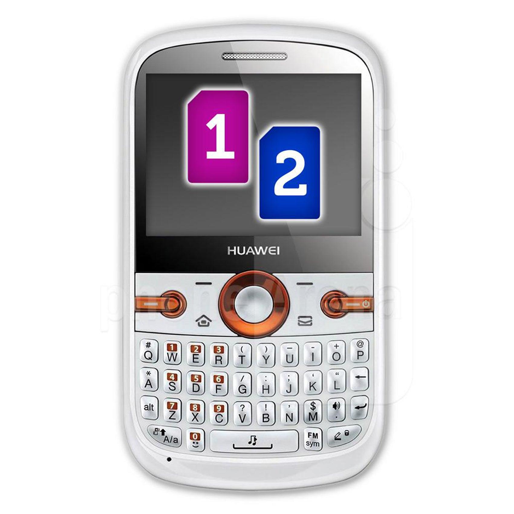 HUAWEI G6620 GSM Unlocked Dual SIM Cell Phone