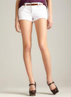Dollhouse Fray Bottom Short