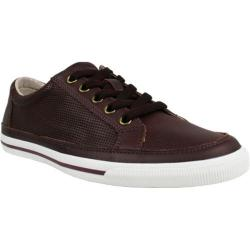 Men's Burnetie Ox Mesh Leather Brown