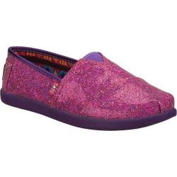 Girls' Skechers BOBS World Pink/Purple