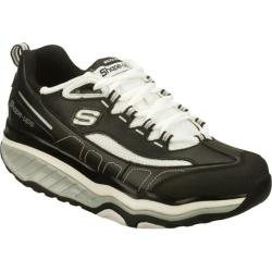 Women's Skechers Shape Ups Evolution Black/White