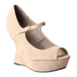 Women's Beston Jillian-02 Taupe
