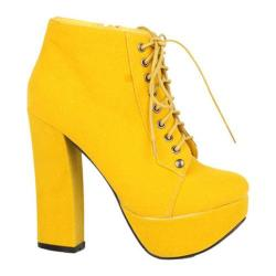 Women's Beston Tomo-01 Yellow