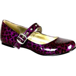Women's Demonia Daisy 04 Purple Pearlized Glitter Patent
