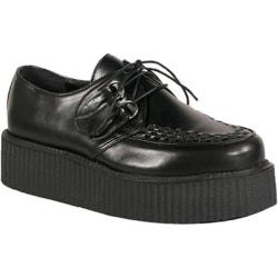 Men's Demonia V Creeper 502 Black PU