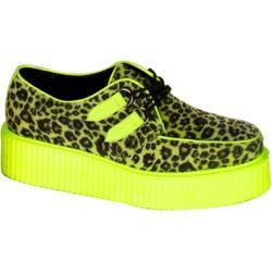 Men's Demonia V Creeper 507UV UV Lime/Cheetah