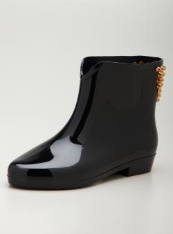 Dizzy Nails Rainboot With Studs