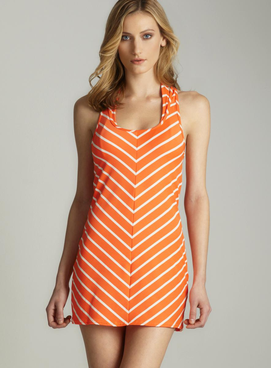 Juicy Couture Intersection Mitered Cover Up