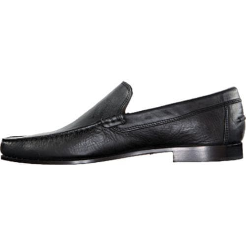 Men's Donald J Pliner Daryl-41 Black Distress Nappa