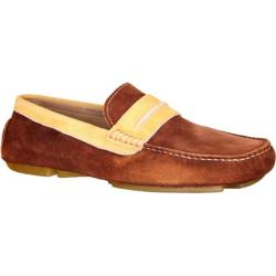 Men's Donald J Pliner Vergil-MAMA Tan/Sun Wash Suede