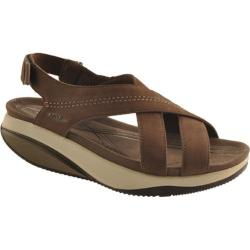 Women's MBT Habari 2 Chocolate