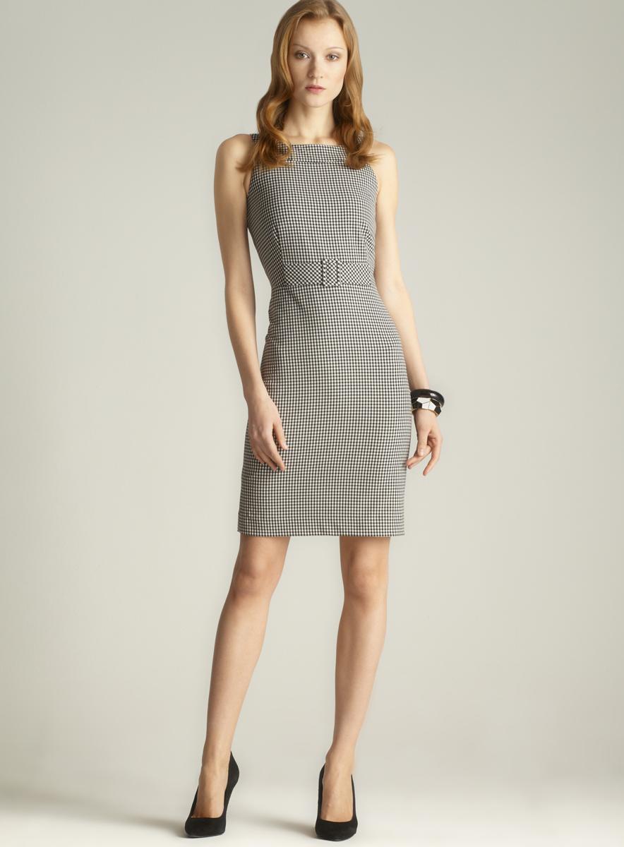 Calvin Klein Mini Check Dress