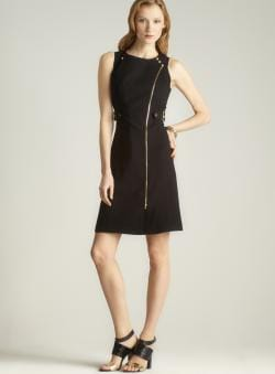 Calvin Klein Side Zip Dress