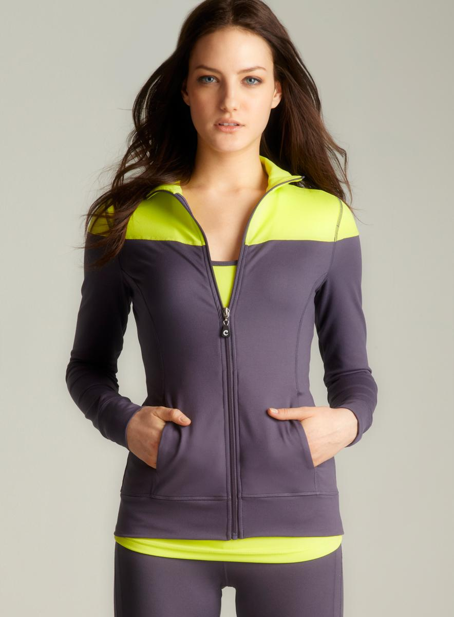 Core Andrea Jovine Performance Jacket