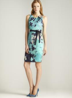 Tahari Petite Marina Dress
