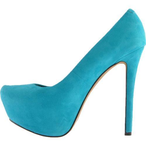 Women's Jessica Simpson Jasmint Deco Blue Suede