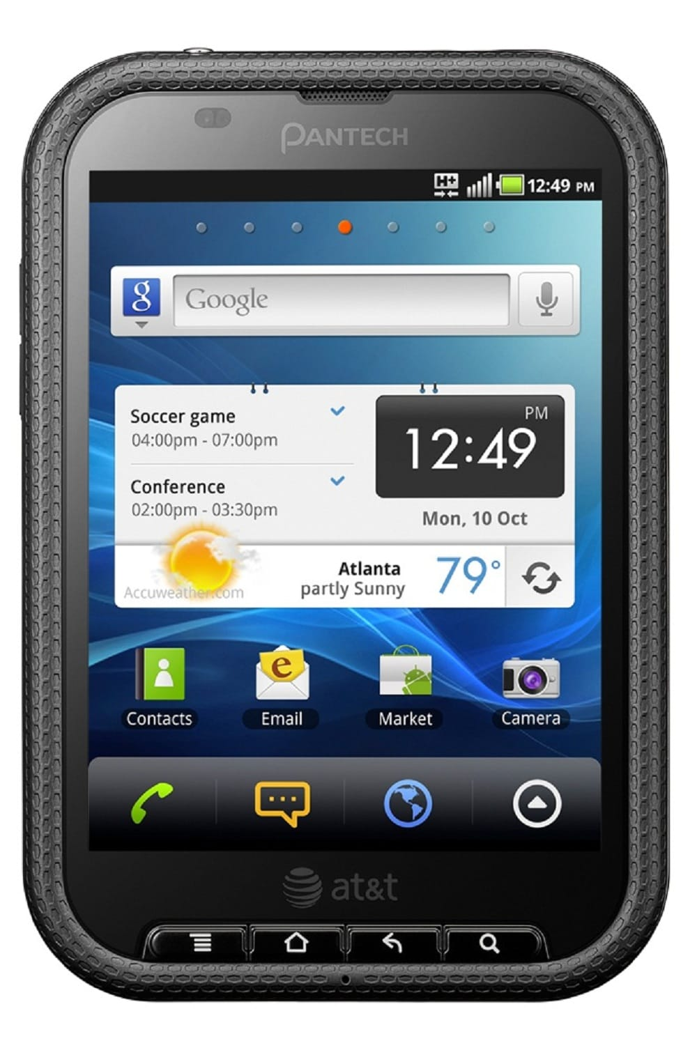 Pantech Pocket P9060 GSM Unlocked Android Cell Phone