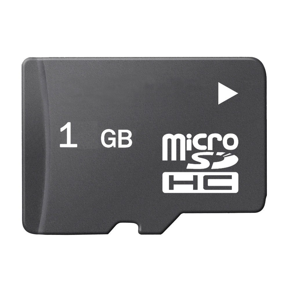 1GB MicroSD Memory Card (New in Non-retail Packaging)