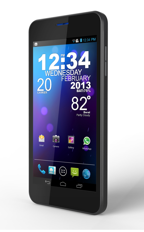 BLU Vivo 4.65 D930a GSM Unlocked Dual SIM Android Cell Phone