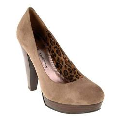 Women's Chinese Laundry Kooper Taupe Suede