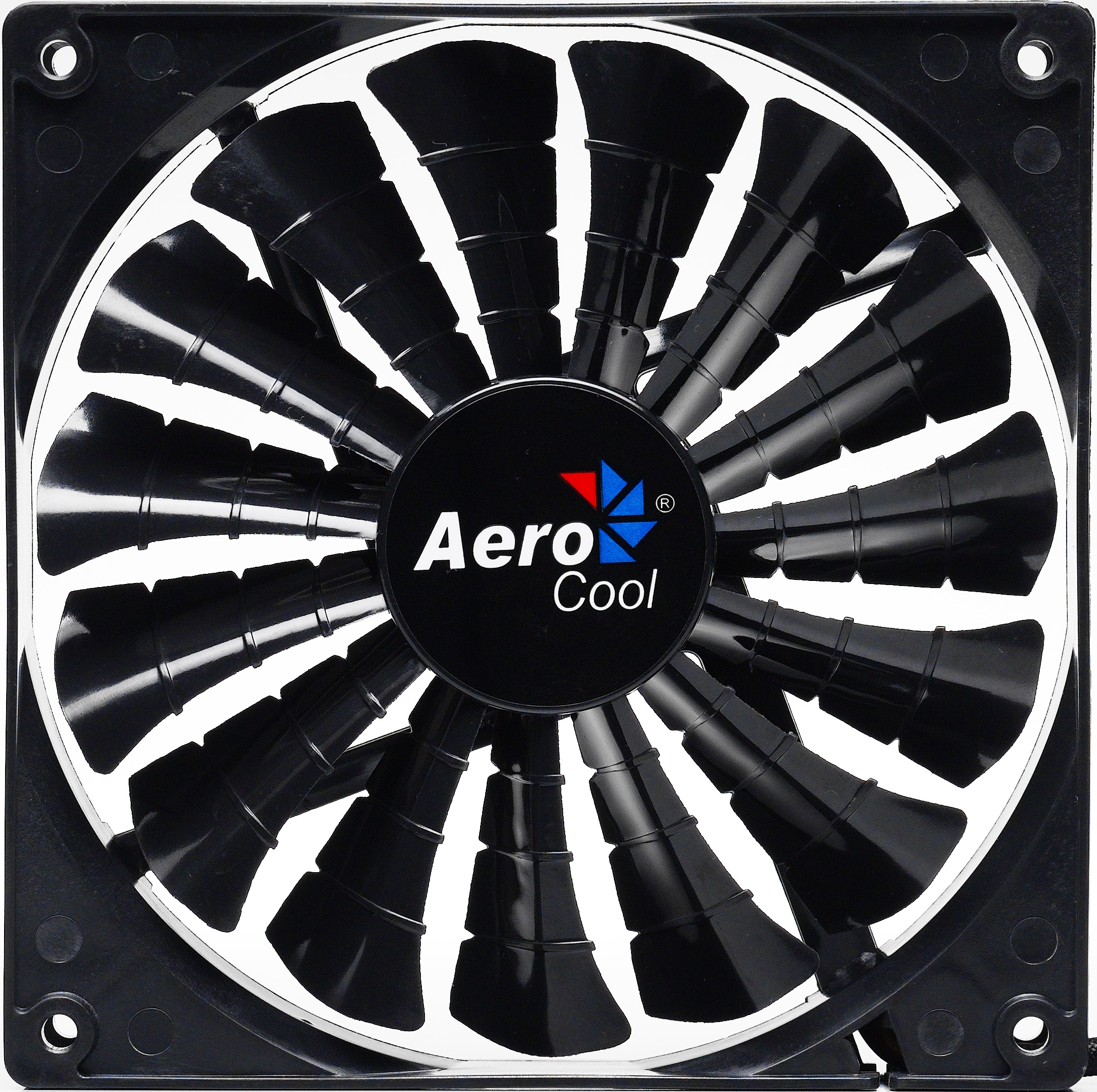 AeroCool EN55413 Shark 120mm Black Edition Case Fan