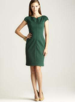 T. Tahari Yarinda Dress