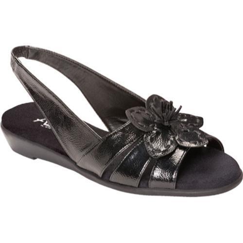 Women's A2 by Aerosoles Bobcat Black Patent