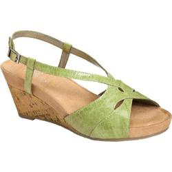 Women's A2 by Aerosoles Stoplight Light Green Croco